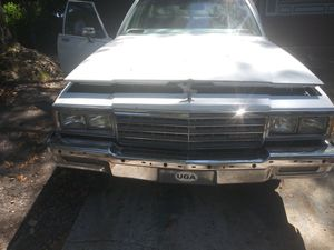 Chevrolet Caprice Parts bumper hood front clip back clip Hood trunk anyting you need off of it is for sale for Sale in Riverdale, GA