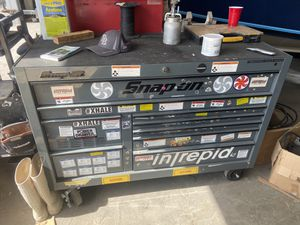 Snap-on Tool Box (retail @ $5900) for Sale in St. Petersburg, FL