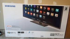 "60"" SAMSUNG UN60J6200 LED SMART TV 120 MR 1080P (FREE DELIVERY) for Sale in Joint Base Lewis-McChord, WA"
