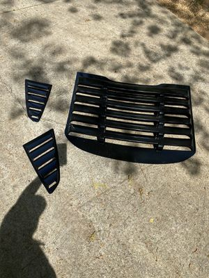 Mustang window louvers for Sale in Wake Forest, NC