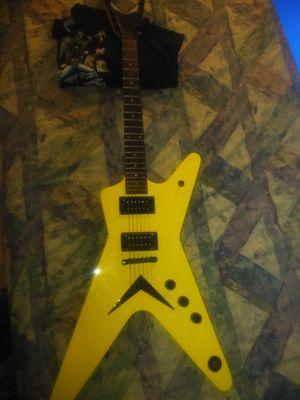 Electric guitar Dean MLX for Sale in Kentfield, CA