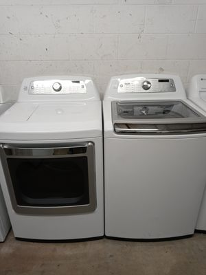 Kenmore Elite Washer and Dryer for Sale in Aloma, FL