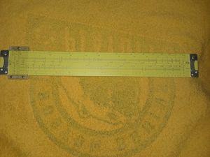 Vintage Pickett all metal slide rule for Sale in Revere, MA