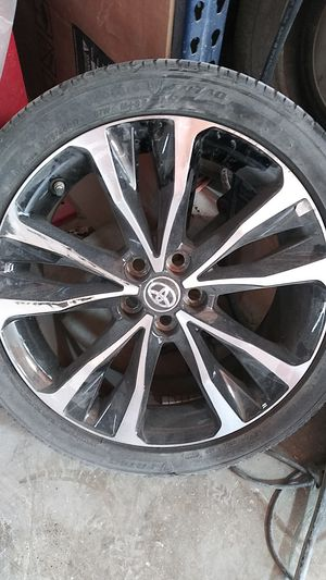 Toyota. Rims for Sale in Pittsburg, CA
