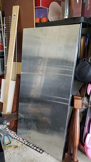Stainless Steel Table/Desk (Top Only) for Sale in Orlando, FL