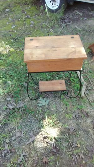Wooden table by home interior for Sale in Millersville, MD