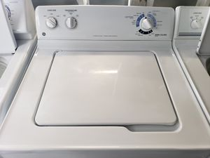 Great working super capacity Ge washer for Sale in Vancouver, WA
