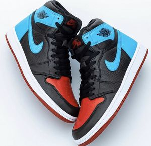 Air Jordan 1 Nc to Chi leather Nike for Sale in Fresno, CA