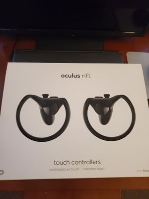 Oculus Rift Touch controllers for Sale in Virginia Beach, VA