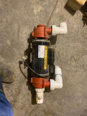 Cal Spa Hot Tub Water Pump for Sale in Danville, IN