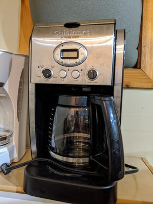 Almost new high-end coffee maker. Coffee maker by cuisine for Sale in Portland, OR