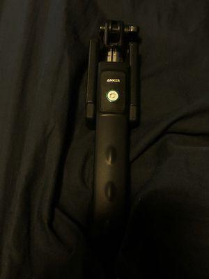 ANKER Bluetooth Wireless Selfie Stick for Sale in Dearborn, MI