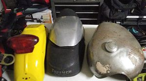 Triumph motorcycle parts for Sale in Tracy, CA