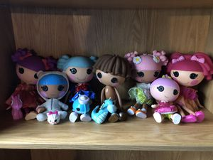 Lalaloopsy Dolls for Sale in Kenosha, WI
