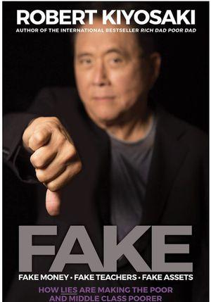 Robert Kiyosaki's FAKE for Sale in Worcester, MA