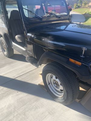 1989 Jeep Wrangler for Sale in Palmdale, CA