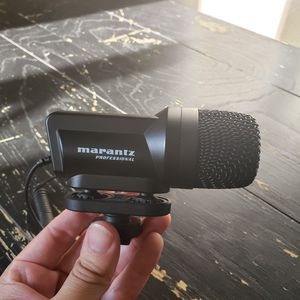 Marantz Scope SB-C2 X/Y Stereo Condenser Microphone for DSLR Cameras for Sale in Anaheim, CA