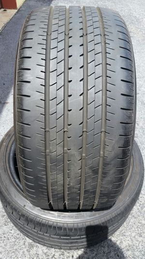 255/35/18 BRIDGESTONE TURANZA EXCELLENT CONDITION for Sale in Tampa, FL