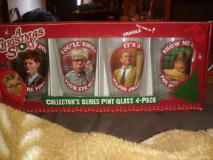 A Christmas Story glass for Sale in Inglewood, CA