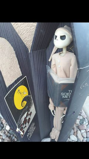 Nightmare Before Christmas Sleepy Jack for Sale in Casa Grande, AZ