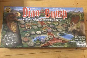 Dino Bump Board Game for Sale in Plainfield, IL