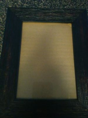 5/7 picture frame for Sale in Port Richey, FL
