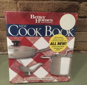 New cook Book- Better Homes & Gardens 14th edition for Sale in New York, NY