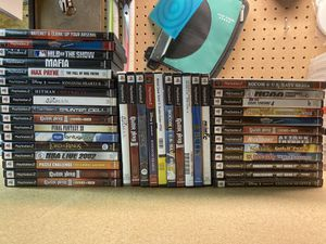 Ps2 games for Sale in Jonestown, PA