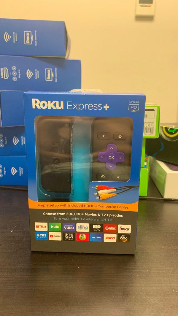 Roku Express+
