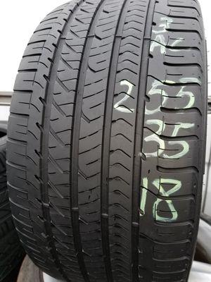 255/35-18 #1 tire for Sale in Alexandria, VA