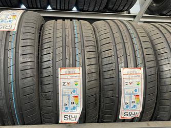 225/40r18 Iris Tires Nuevas Con 45,000 Mil Millas De Garantia Las 4 for Sale in Cypress,  CA
