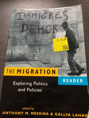 The Migration Reader: Exploring Politics and Policies for Sale in Washington, DC