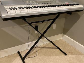 Casio WK-210 Keyboard For Sale for Sale in Redmond,  WA