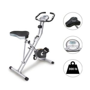Foldable Exercise Bike with Pulse Monitoring for Home Workout for Sale in Corona, CA