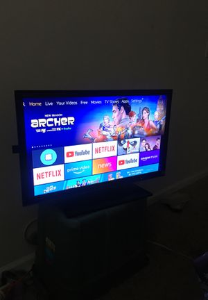 32 in tv for Sale in Decatur, GA