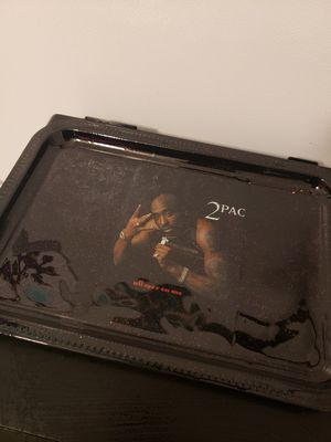 Tupac Rolling Tray for Sale in Fort Lauderdale, FL