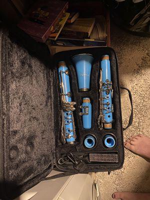 Blue clarinet for Sale in Spokane, WA