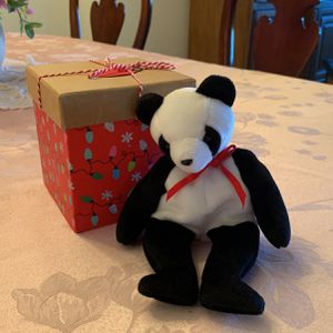 Panda Beanie Baby for Sale in Fort Myers, FL