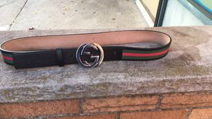 Gucci belt for Sale in Lynn, MA
