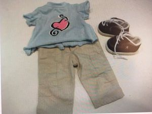 American Girl Doll - Casual Three (3) Piece Outfit for Sale in Winter Haven, FL