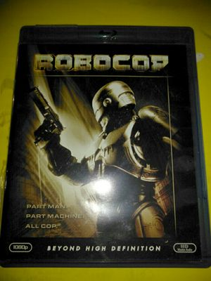 RoboCop Blu-ray DVD Movie for Sale in Chicago, IL