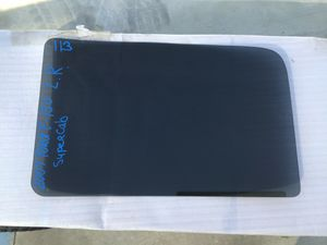 2007 Ford F-150 Driver Rear Window Glass for Sale in Jurupa Valley, CA