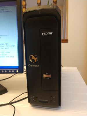 Gateway vision desktop computer for Sale in Sebring, FL