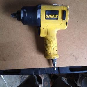 "Dewalt 1/2"" Air Impact Gun for Sale in Troutdale, OR"