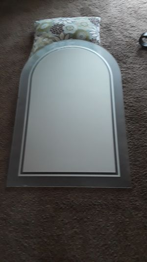 Bathroom Vanity Oval Top Mirror for Sale in Frederick, MD