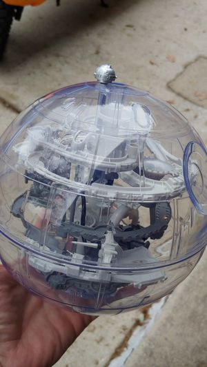 Death Star Perplexus maze ball for Sale in San Antonio, TX