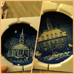 Bing & Grondahl Plates for Sale in Milton, WA