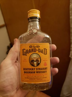 Antique Old Grand Dad bottle for Sale in Columbus, OH