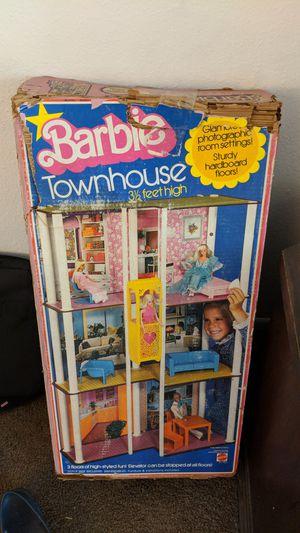 Vintage Barbie Townhouse for Sale in Mesa, AZ