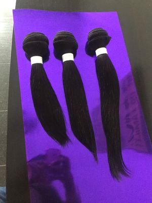 9A BRAZILIAN BUNDLES 10,12,14 inches for Sale in Baytown, TX